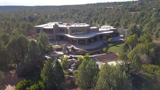 PHOTOS: Sedona home on the market for $12.5M