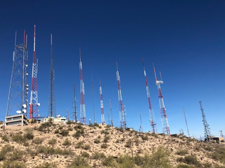Safety, security concerns for South Mtn. towers