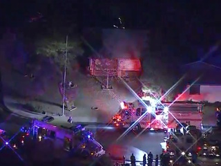 FD: One hospitalized after house fire in Mesa