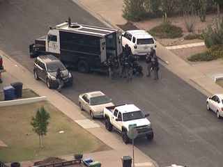 PD: Suspect dies after officer-involved shooting