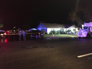 PD: Man surrenders after firing at Mesa officers