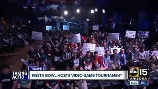 Fiesta Bowl, ASU host video gaming championship