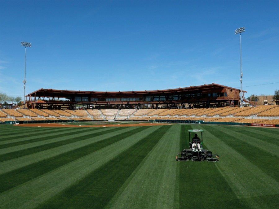 3ee9b850f32 CAMELBACK RANCH - GLENDALE. Camelback Ranch is the Spring Training ...