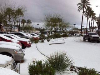 PHOTOS: Five years ago snow fell across Valley