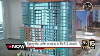 Senior living community coming to ASU area