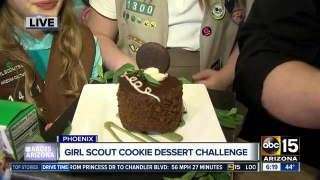 Girl Scout Cookies To Be Delivered Saturday