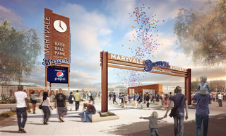 First look: Brewers to upgrade Maryvale stadium
