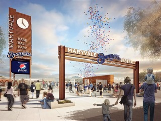 Maryvale Baseball Park getting $56M upgrade