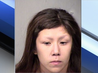 PD: Woman may be responsible for $80K in thefts