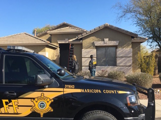 MCSO: Shots fired at Litchfield Park home