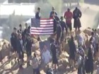 Firefighters hike Camelback to honor late Capt