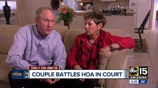 HOA late fee case heads to court