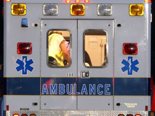 PD: Residents find injured man outside Mesa home