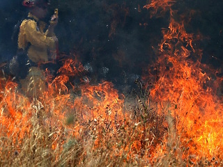 Critical fire weather conditions in days ahead