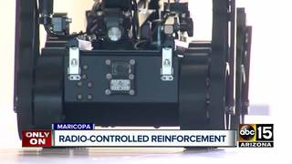 Maricopa police deploy new tactical robot