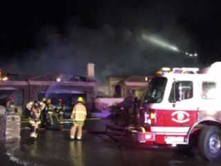 FD: 1st-alarm fire sparks at Phoenix home