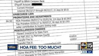 HOA fee: Is it worth it?