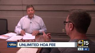 Another HOA fee that may cost you hundreds!