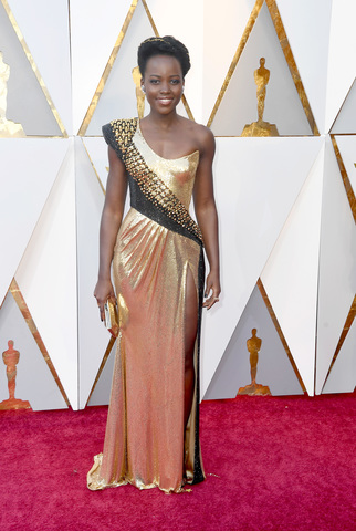 Oscars Red Carpet See What The Stars Wore To The Th Academy Awards