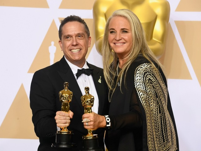 'Coco' wins best animated film Oscar