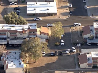 PD: Teenager seriously hurt in Glendale shooting