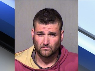 PD: Armed homeowners force burglar to flee
