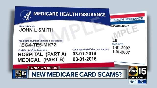 how to order a new medicare card online