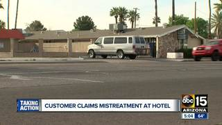 More problems for customers at Chandler Inn