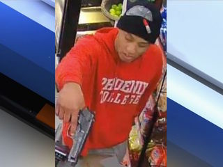 Police seek West Phoenix Circle K robber