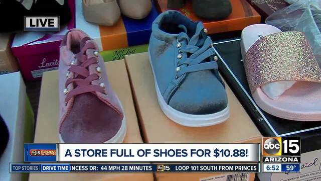 Image result for Hundreds of shoes and accessories for less than $11!