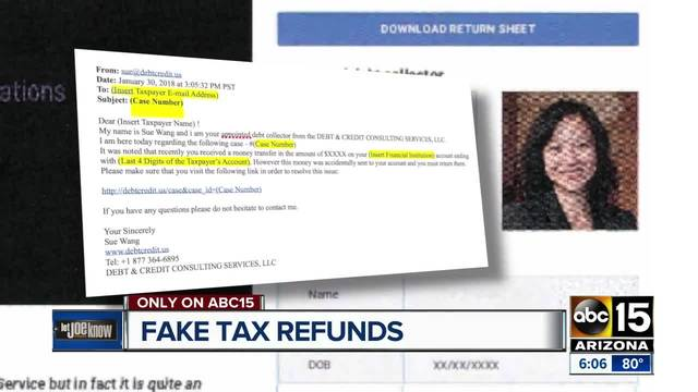 Pennsylvania Department of Revenue warns of tax-related scams