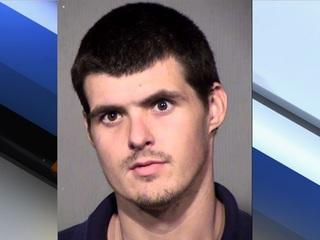 Mesa man accused of causing $16K worth of damage