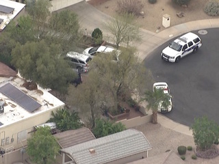 PD: 3-year-old boy drowned in Phoenix pool
