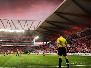 PHX Rising offers sneak peek at MLS stadium