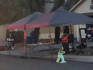 FD: Girl, dad severely burned in north Phoenix