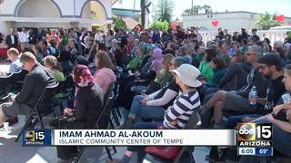 Tempe mosque gets support after women arrested