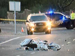 MCSO: Rider killed in Carefree motorcycle crash