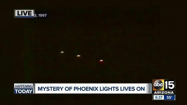 Superb U0027Phoenix Lightsu0027 Documentary Showing In Scottsdale For 21st Anniversary Of  Phenomenon