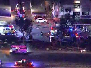 Glendale FD: Unconscious victim pulled from fire