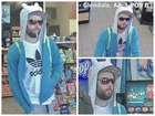 Know him? Suspect broke in while woman showered