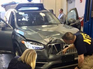 NTSB investigating deadly crash involving Uber