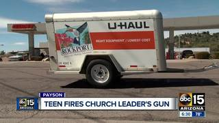 PD: Man shot by teen returning from church camp