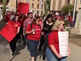 Valley schools closed as teachers protest pay