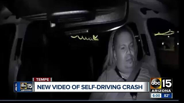 More questions about that deadly Uber crash in Arizona