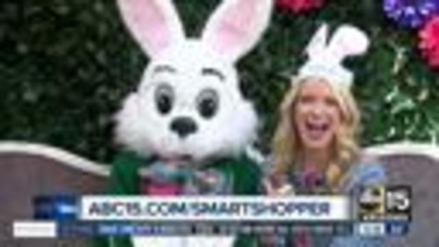 Easter Preps and the Easter Bunny at The Shoppes at Bel Air