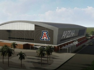 UA reveals images of planned facility upgrades