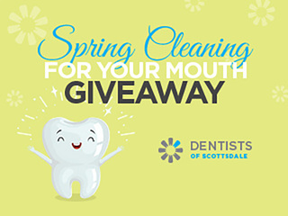 RULES: Spring Cleaning for Your Mouth Giveaway