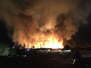Lake Havasu City brush fire burns 6 acres