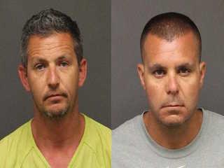 Men arrested for dancing naked near Lake Havasu