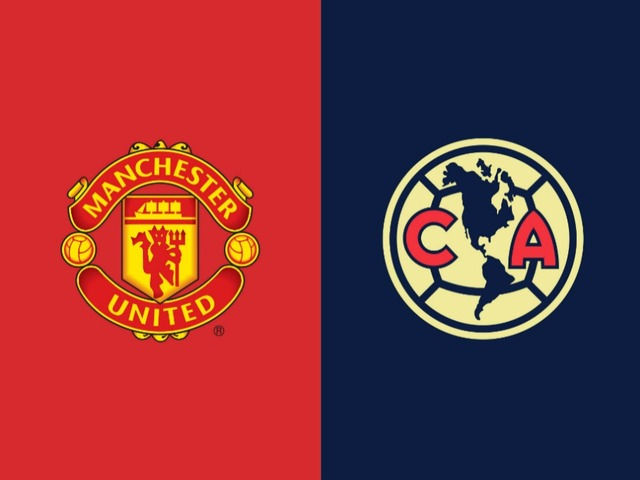 Image result for manchester united vs club america
